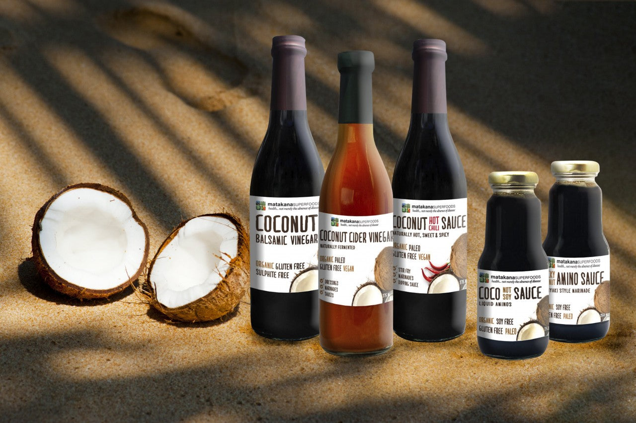Our 5 fantastic Coconut Sauces