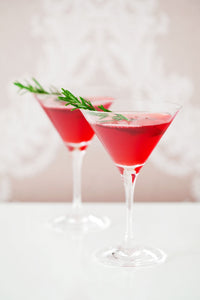 Cranberry Maple Martini