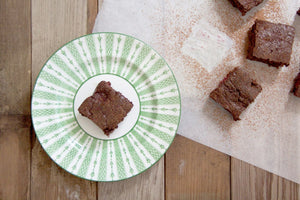 Cacao & Raspberry Brownie