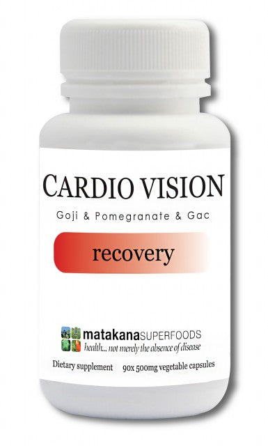 New Product Release - Cardio Vision Capsules