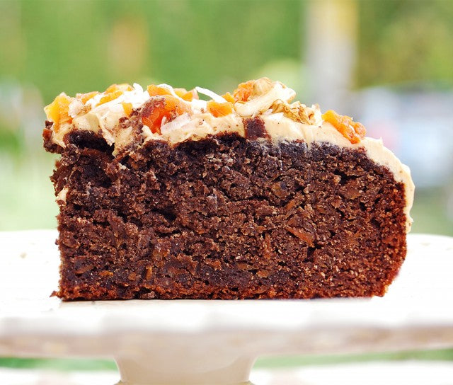 Superfoodie Carrot Cake