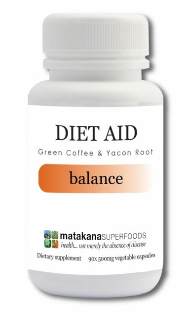 New Product Release - Diet Aid Capsules