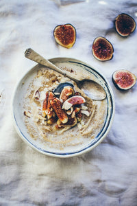 Fig & Honey Amaranth Porridge