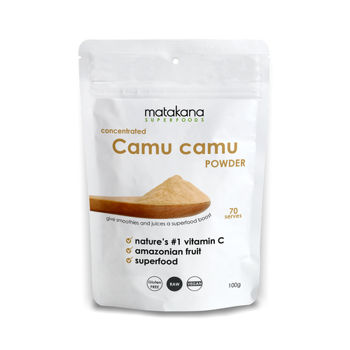 Camu Camu Powder 100g - Matakana Superfoods