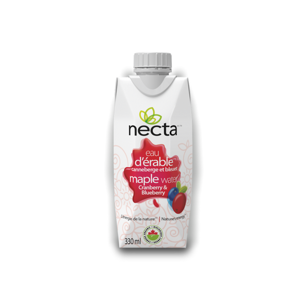 Organic Maple Water Cranberry & Bluberry 330ml - Matakana Superfoods