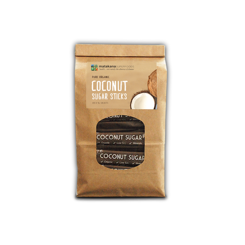 Pure Organic Coconut Sugar - Matakana Superfoods