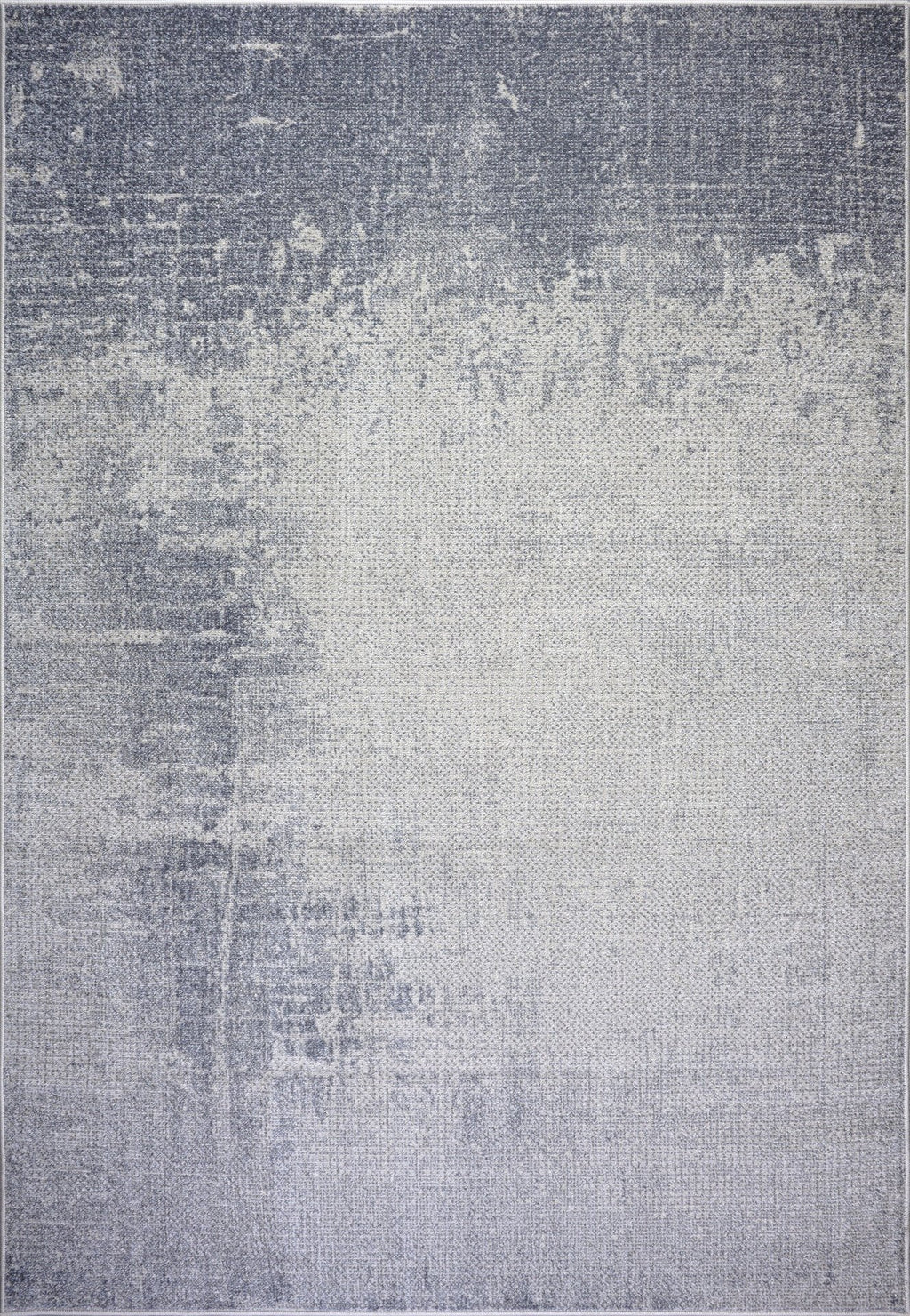 Logan Grey Rustic Modern Contemporary Area Rug