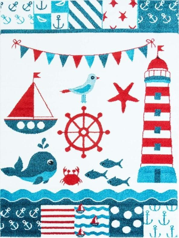 Kids Nautical Area Rug