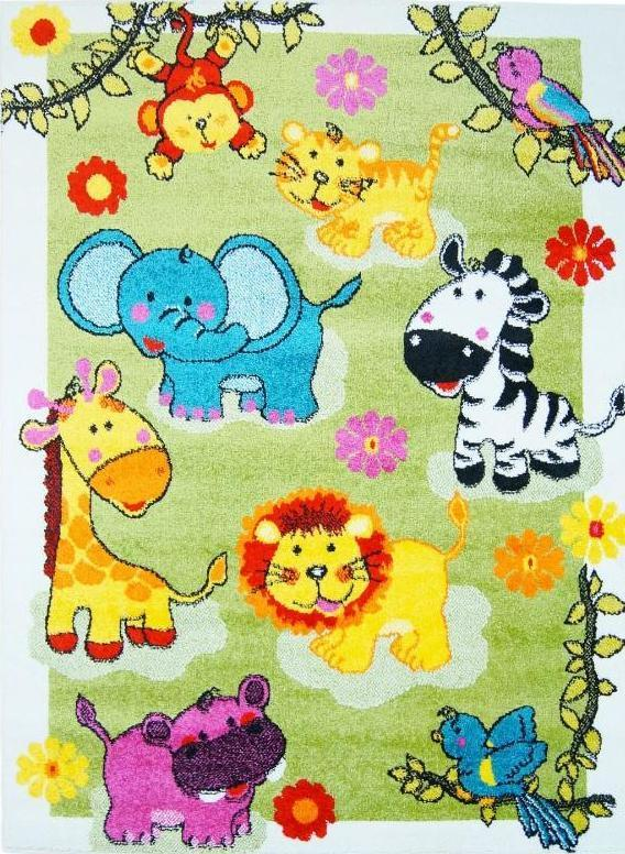 Moda Kids Animal Area Rug -