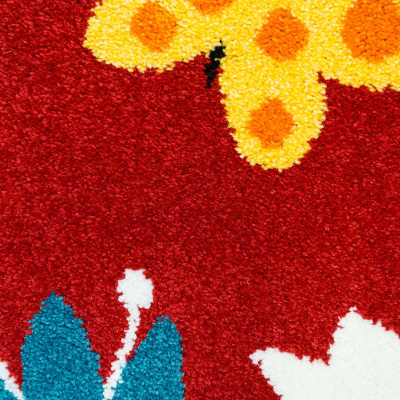 Moda Kids Fox Area Rug -
