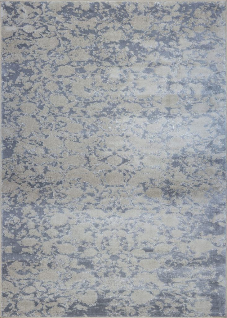 Concord Champagne Camel Gray Area Rug -