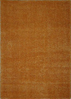 Candy Shaggy Orange Area Rug