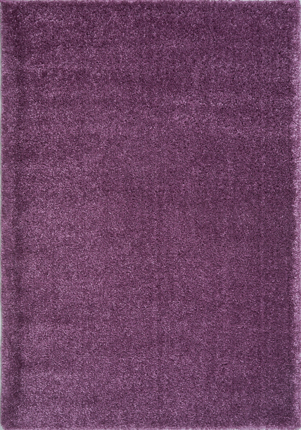 Candy Shaggy Purple Area Rug -
