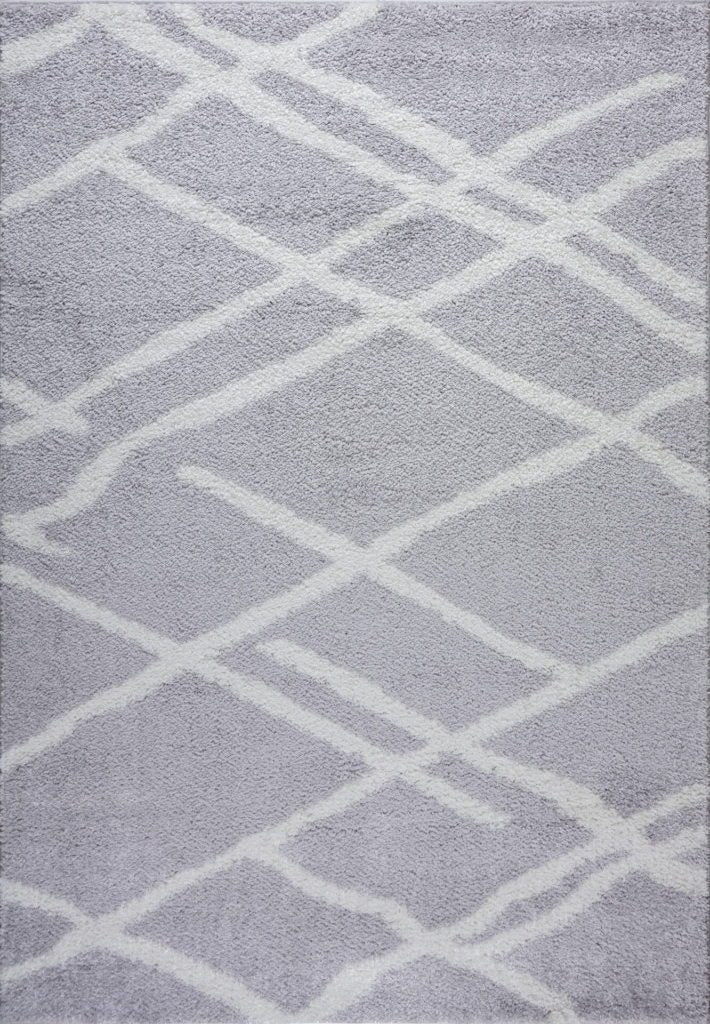 Shaggy Tangier Turkish Smooth Soft Made by Machine Indoor Rug