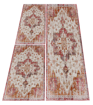 Ottoman Terra Antique Area Rug