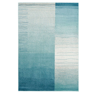 HEATHER/BLUE AREA RUG