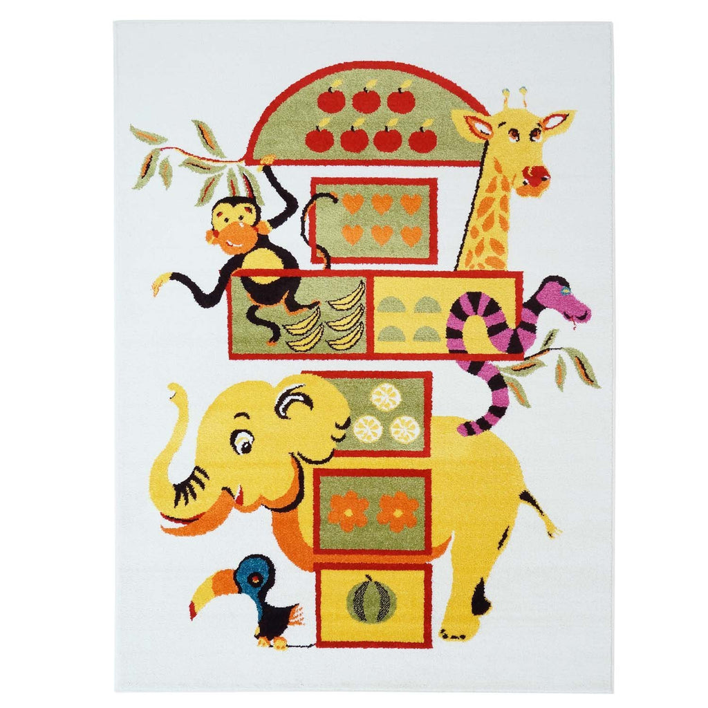 Moda Kids Elephant Area Rug