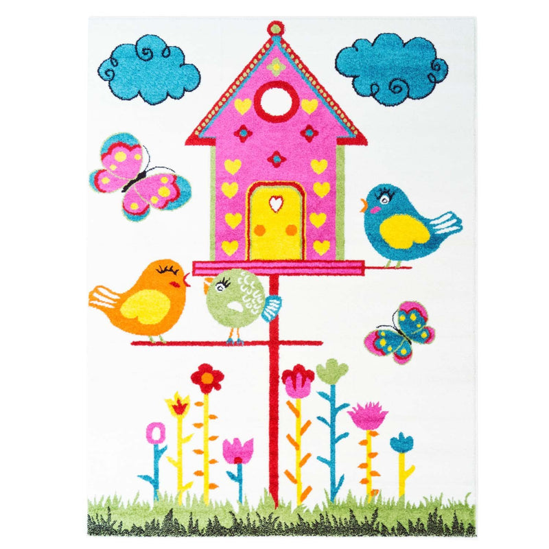 MODA KIDS BIRDS AREA RUG