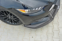 FORD MUSTANG MK6 GT - FRONT RACING SPLITTER
