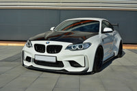 BMW M2 F87 WIDE BODY + SET OF CARBON SPLITTERS
