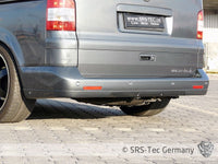 REAR APRON S4, VW T5