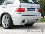 REAR BUMPER B2, BMW X5