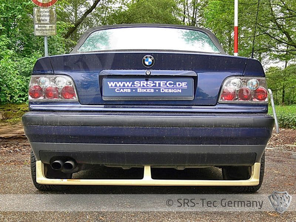 REAR APRON B1, BMW E36