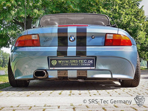 REAR BUMPER B5, BMW Z3