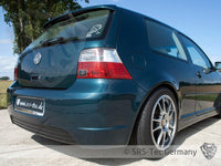 REAR BUMPER R-STYLE CLEAN, VW GOLF IV