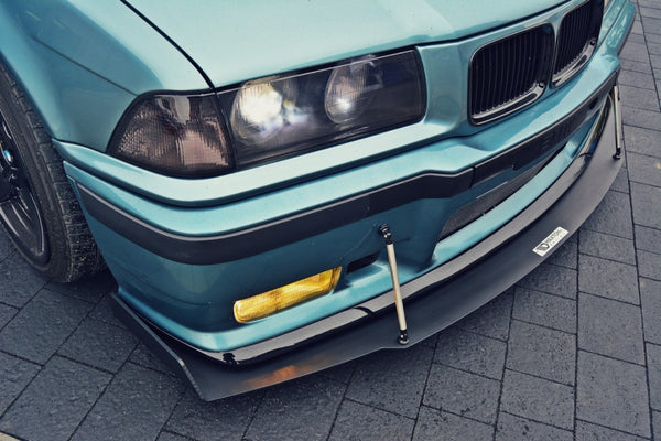 FRONT RACING SPLITTER BMW M3 E36