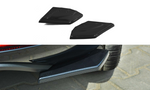 REAR SIDE SPLITTERS SEAT LEON III CUPRA / FR