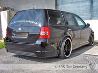 REAR BUMPER R-STYLE CLEAN, VW GOLF IV WAGON