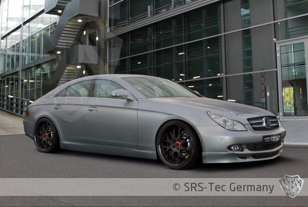 SIDE SKIRTS CLS1, MERCEDES CLS