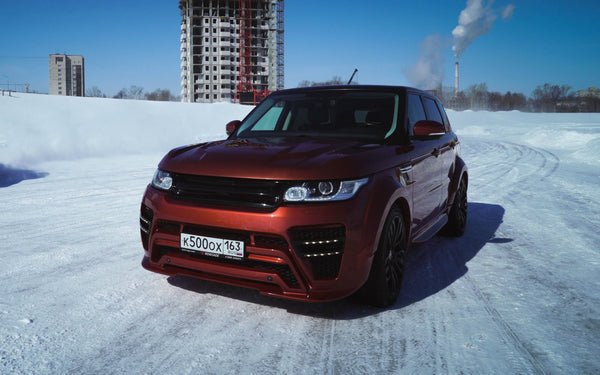 RANGE ROVER SPORT BODY KIT