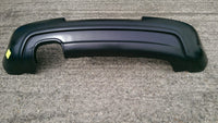 REAR VALANCE VW GOLF V GTI EDITION 30 (WITH 1 EXHAUST HOLE, FOR GTI EXHAUST)