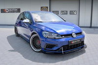 VW GOLF VII R (FACELIFT) - RACING SIDE SKIRTS DIFFUSERS