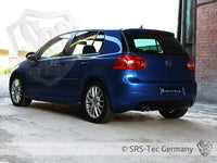 REAR VALANCE ED30-STYLE, VW GOLF V