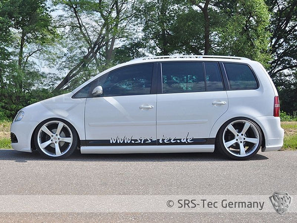 SIDE SKIRTS G5-R32 STYLE, VW TOURAN