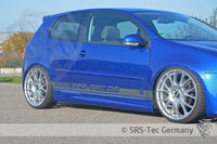SIDE SKIRTS G6R-STYLE, VW GOLF V