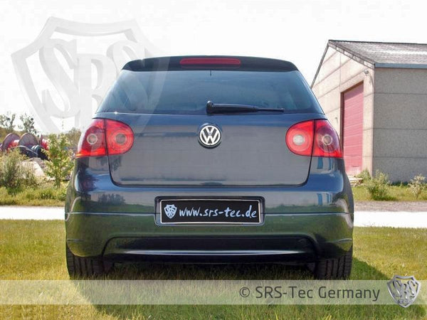 REAR VALANCE ED30-STYLE CLEAN, VW GOLF V