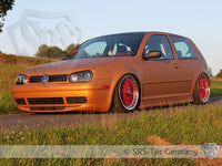 WIDE FRONT FENDER GT CLEAN, VW GOLF IV