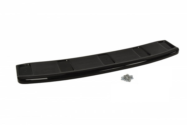 CENTRAL REAR SPLITTER AUDI A7 S-LINE (FACELIFT) (WITHOUT VERTICAL BARS)