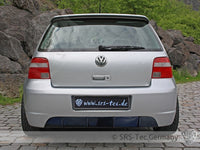 REAR DIFFUSER RS-STYLE CLEAN, VW GOLF IV