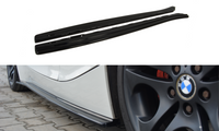 SIDE SKIRTS DIFFUSERS BMW Z4