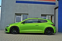 RACING SIDE SKIRTS DIFFUSERS VW SCIROCCO R