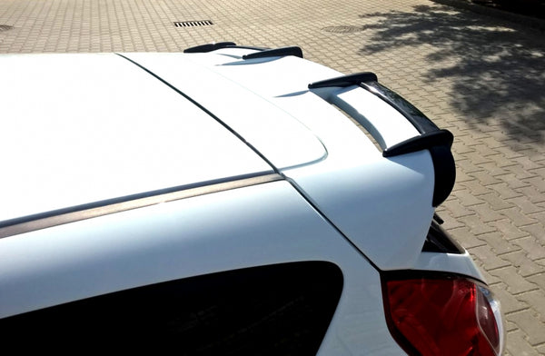 ROOF SPOILER EXTENSION FORD FIESTA MK7 ST PRIMER PAINTED