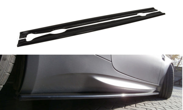 SIDE SKIRTS DIFFUSERS BMW M3 E92 / E93
