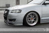 FRONT SPOILER RS, AUDI A3 SPORTBACK 8PA