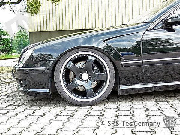 FRONT FENDER S2 LEFT, MERCEDES CL