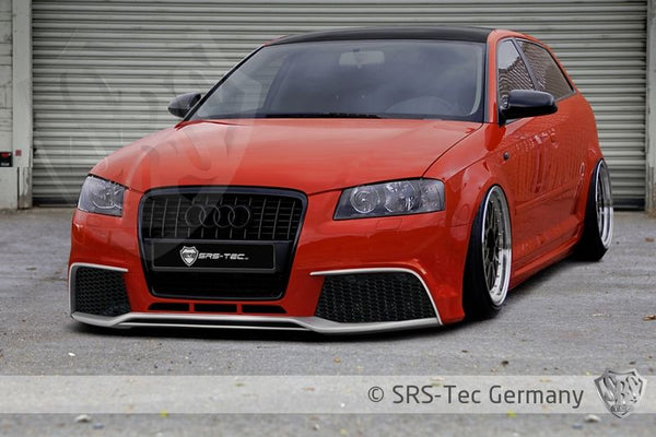 FRONT BUMPER RS, AUDI A3 8P – MdS Tuning
